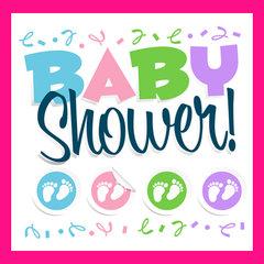 Babyshower neutraal