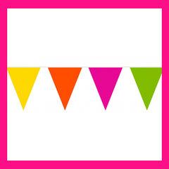 Vlaggenlijnen kleur