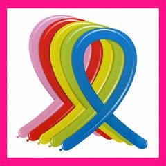 Modelleer (vouw) ballonnen