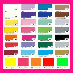Kleuren voor je geboorteslinger