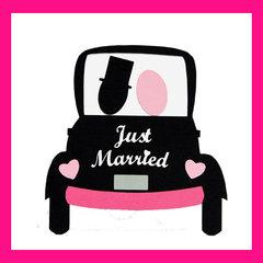 Bruiloft en Jubileum - tussenstukjes