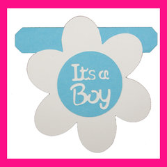 Geboorte/babyshower - tussenstukjes