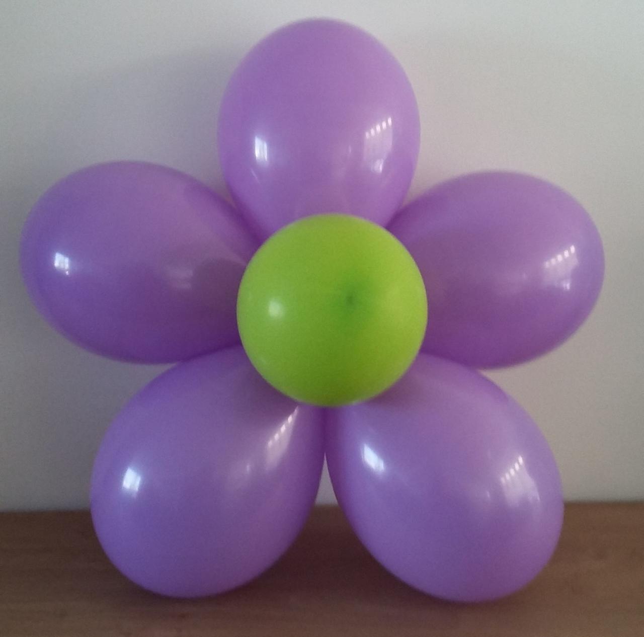 Ongekend Ballon clip voor bloem te maken QM-53