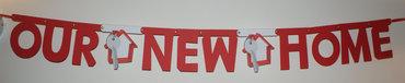 Naamslinger eigen tekst, lettertype Keystone