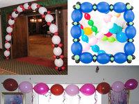 Knoopballon slingers