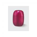 Krullint bordeaux rood 5 mm