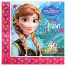 Frozen servetten Anna Elsa