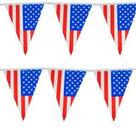 Vlaggenlijn Amerika/USA