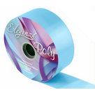 Polyband lint lichtblauw, 50mm