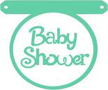 Babyshower-tussenstukje