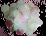 iriserend confetti 23 mm