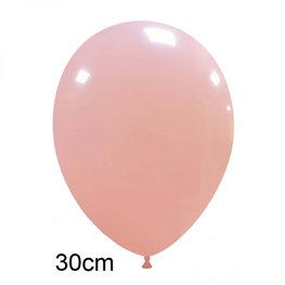 Roze:Babyroze Matte Pastel ballon (30cm)