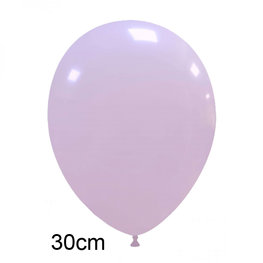 Lila Matte Pastel ballon (30cm)
