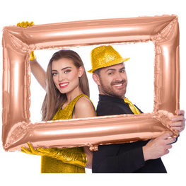 Folie fotolijst frame Rosé goud, 60x85 cm