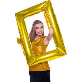 Folie fotolijst frame Goud, 60x85 cm