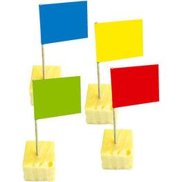 Asoorti kleuren Prikkers, 50 stuks