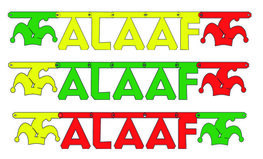 ALAAF Tekstslinger