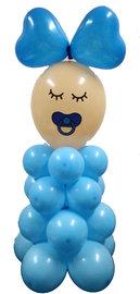 DIY Balloon kit Baby Boy