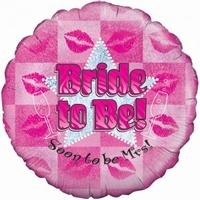 Bride to Be! Folieballon