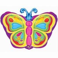Vlinder folieballon
