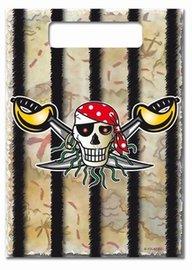 Uitdeelzakjes Red Pirate, 8 stuks