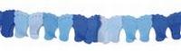 Blauw babyvoetjes Slinger