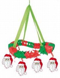 .Kroonluchter Kerst 70x70 cm