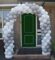 Ballonnenboog enkeldeurs