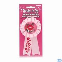 Button Bride To Be Award diam. 7,5 cm