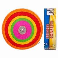 Assorti kleuren Werpconfetti, 2 rollen
