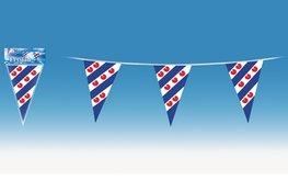Vlaggenlijn Friesland, 15 vlaggen, 7 meter