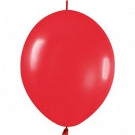 Rood Knoopballon