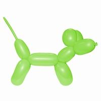 Groen:Lime / Appelgroen Modelleerballon 260