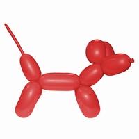 Rood Modelleerballon 260
