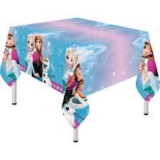 Frozen Disney Tafelkleed Anna en Elsa Ice 120x180cm