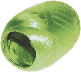 Groen:limegroen Krullint, 5 mm, 20 m