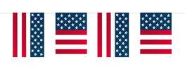 Vlaggenlijn Amerika / USA 10 meter