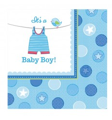 Baby Boy Servetten, 20 st.
