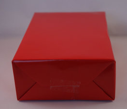 Basistechniek cadeau inpakken