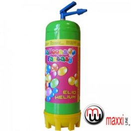 Helium tankje wegwerp ca. 30 ballonnen, 2,2 liter