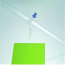 Ophang-oogje zelfklevend 2x2cm