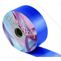 Blauw Decoratie lint, 50mm, 5 meter