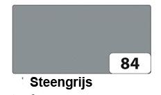Grijs: steengrijs, kleur naamslinger
