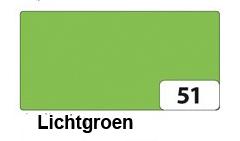 Groen: lichtgroen, kleur naamslinger