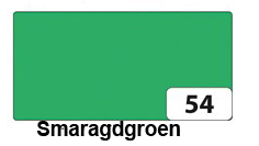 Groen: smaragdgroen, kleur naamslinger