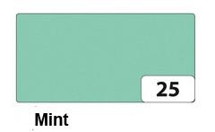 Mintgroen, kleur naamslinger