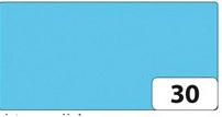 Blauw: lichtblauw, kleur naamslinger