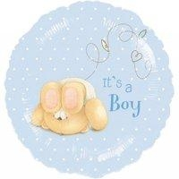 It's a Boy Folieballon Forever Friends