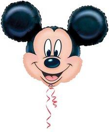 Mickey Mouse hoofd Folieballon