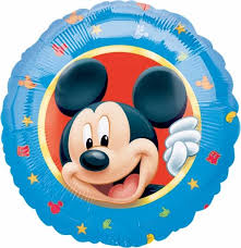 Mickey Mouse Clubhouse Folieballon
